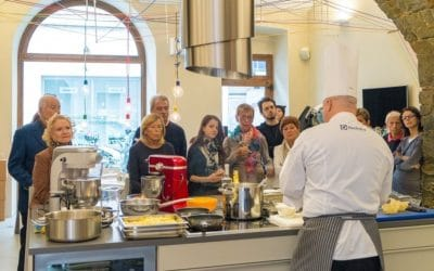 Electrolux Cooking Show